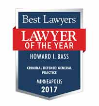 Best Lawyers Lawyer of the Year Howard Bass 2017